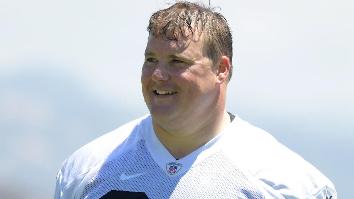 Raiders Pro Bowl guard Richie Incognito reportedly suspended two games after funeral home incident