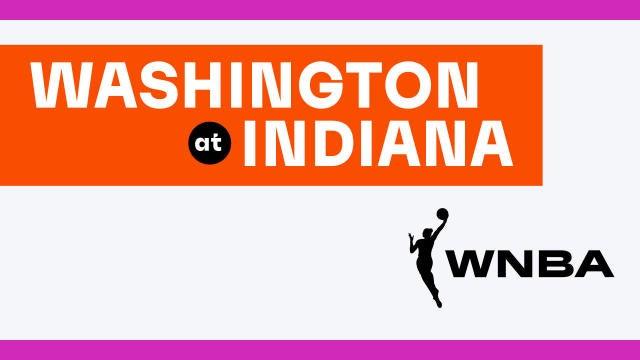Washington Mystics vs Indiana Fever