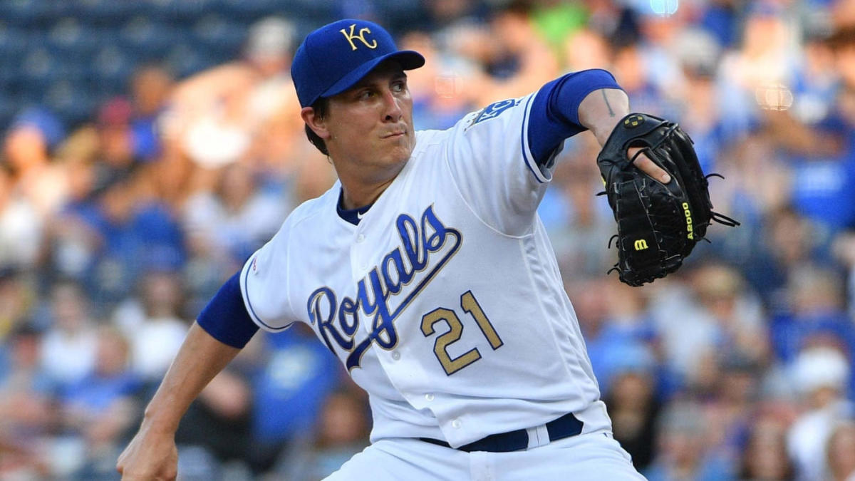 Royals trade Homer Bailey to A's as Oakland adds veteran starter for playoff push