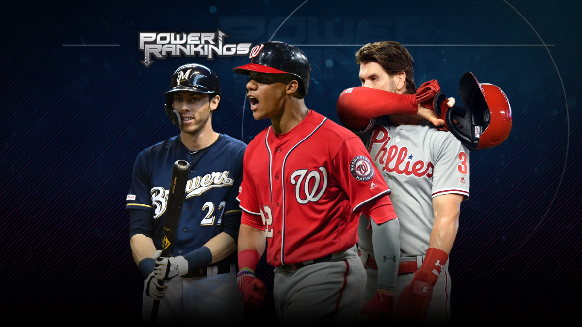 MLB Power Rankings: The NL wild card race has plenty of teams still in the hunt for October