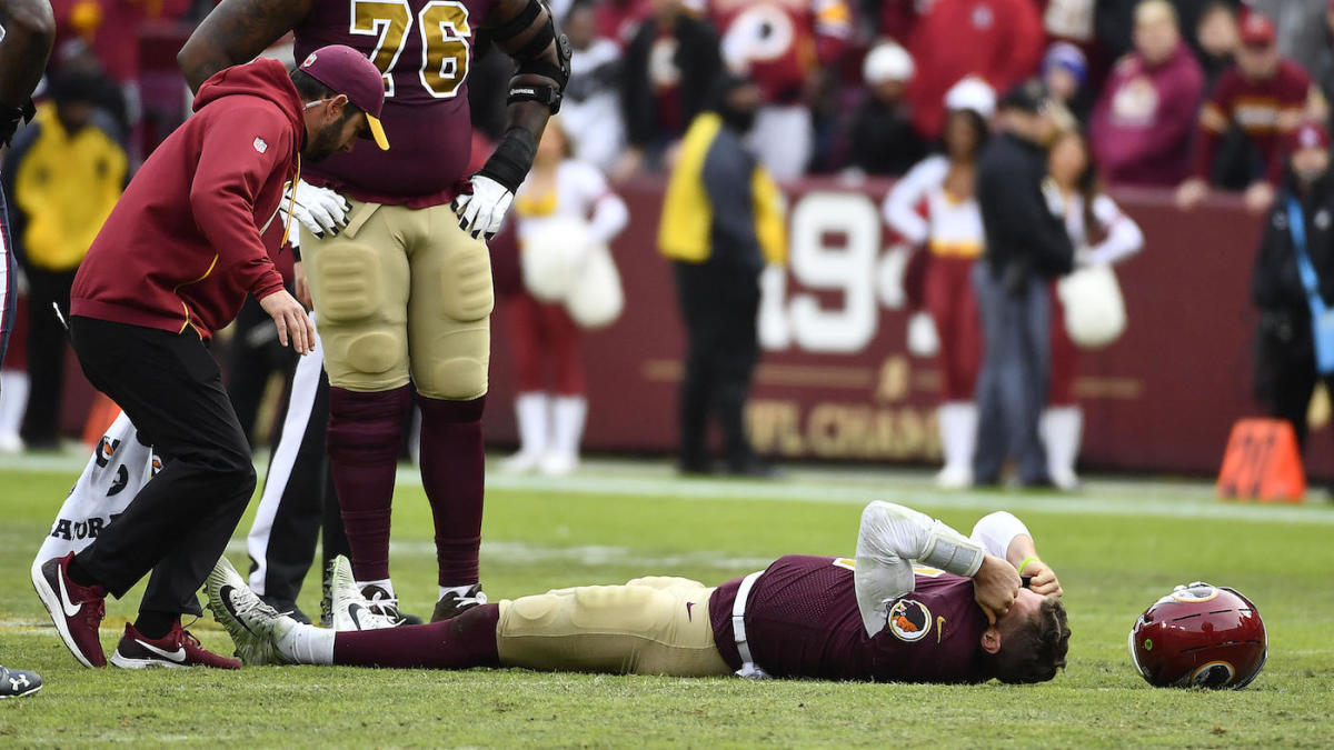 470fe63d Redskins' Alex Smith hits an important milestone in his recovery eight  months after his devastating injury