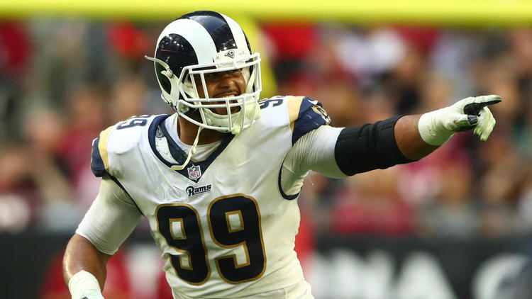 Image result for marshal yanda aaron donald""