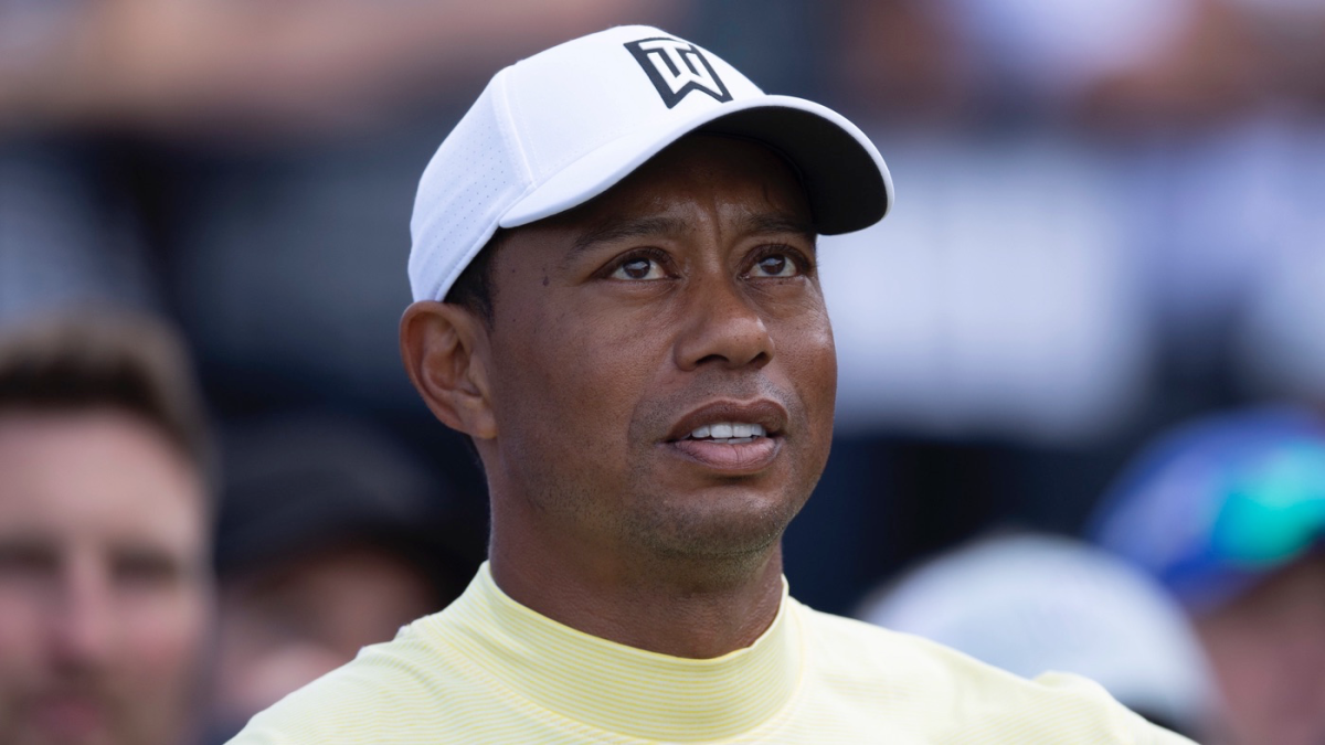 British Open 2019 course: Tiger Woods gets 36 holes of prep work in at Royal Portrush