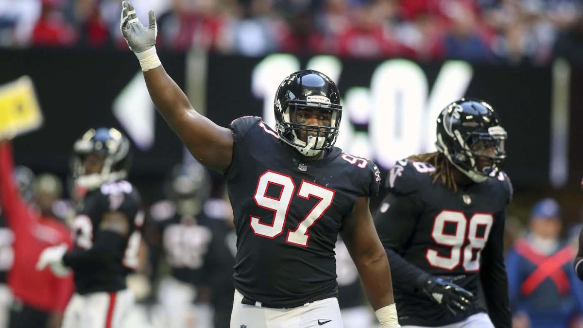Falcons, Grady Jarrett reportedly agree to four-year, $68 million contract shortly before franchise tag deadline
