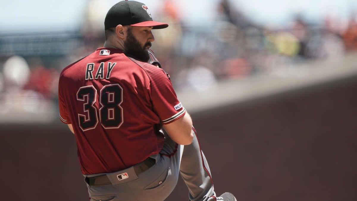 MLB rumors: Brewers latest team linked to Diamondbacks' Robbie Ray ahead of trade deadline