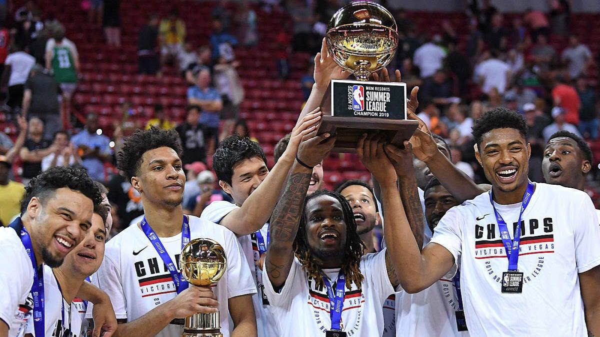NBA Las Vegas Summer League 2019: Grizzlies defeat Wolves to