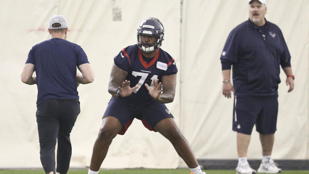 Best Left Tackles In Nfl 2019 2019 NFL Training Camp battles: Who's going to protect Deshaun
