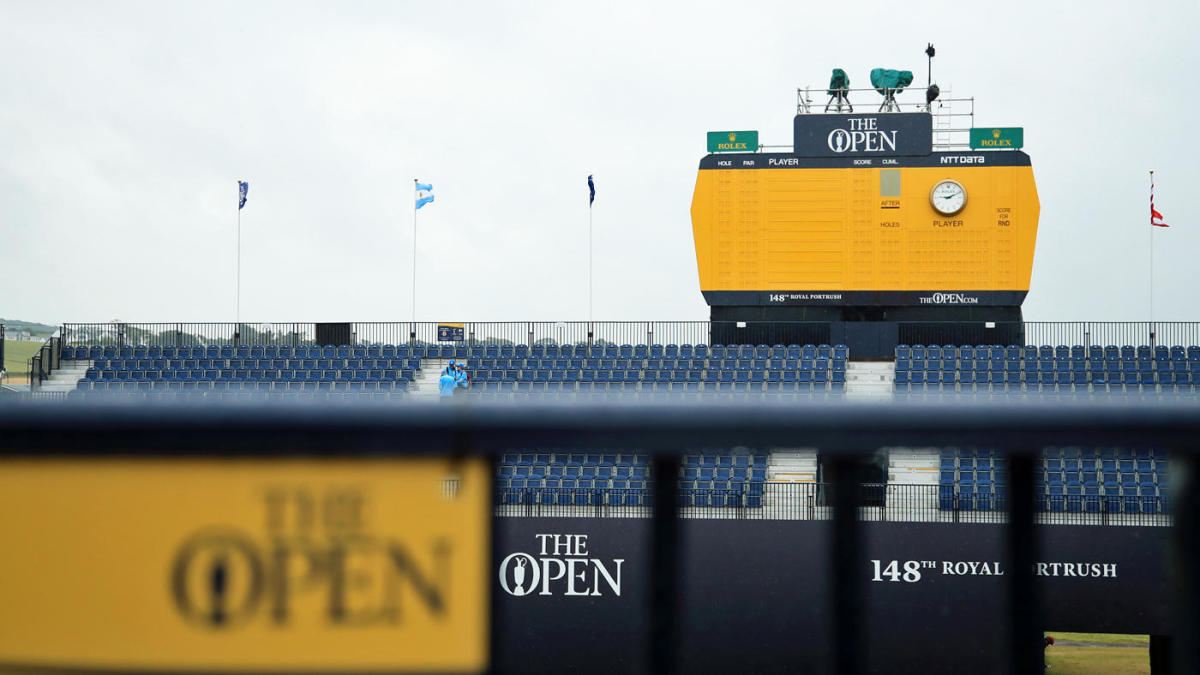 2019 british open leaderboard  live coverage  tiger woods