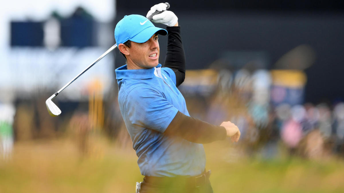 2019 british open scores  rory mcilroy makes quadruple bogey at portrush en route to woeful