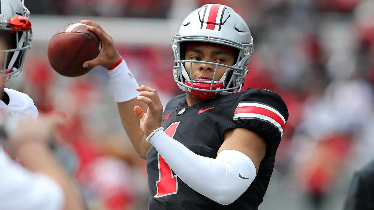 Ryan Day really wants you to believe Ohio State is set for a quarterback competition