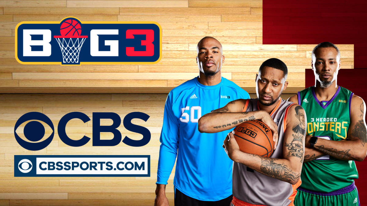BIG3 basketball 2019: How to watch Week 5 of Ice Cube's 3-on-3 league on CBS and CBSSports.com