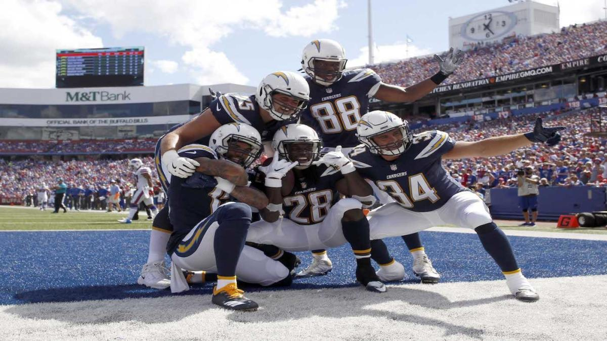 Chargers vs. Steelers: Live updates, game stats, highlights for 'Sunday Night Football'