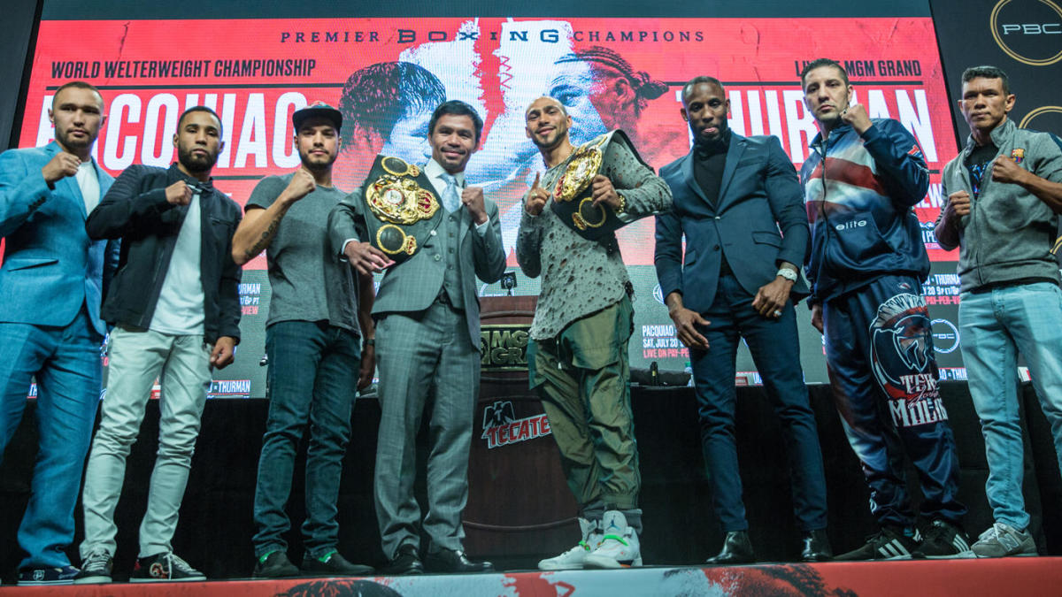 Manny Pacquiao vs. Keith Thurman predictions: Legendary boxers, champions make their expert picks