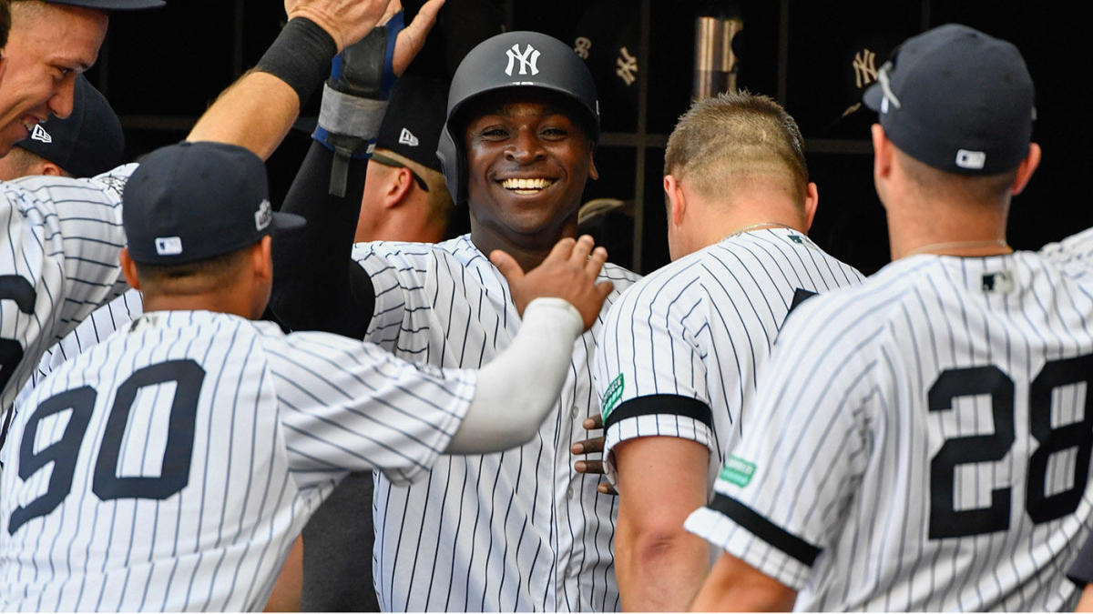 MLB scores, schedule: Yankees keep rolling as Rockies continue to plunge; Padres' Tatis goes deep