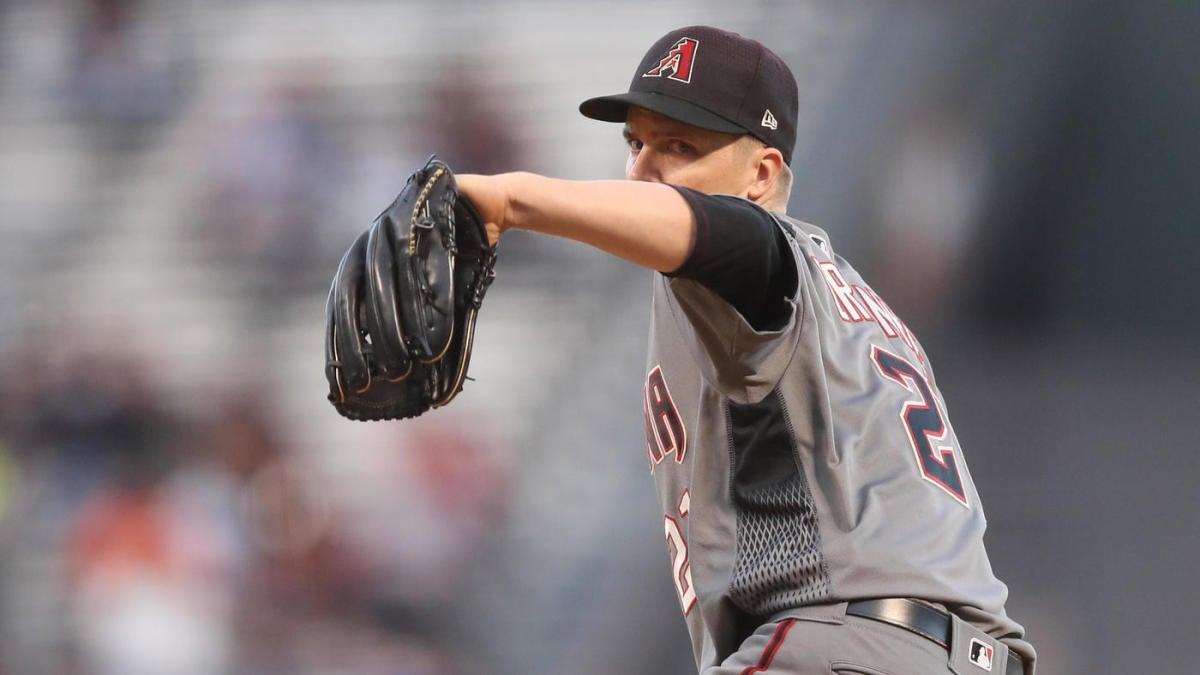 MLB trade deadline: Astros add Zack Greinke in blockbuster