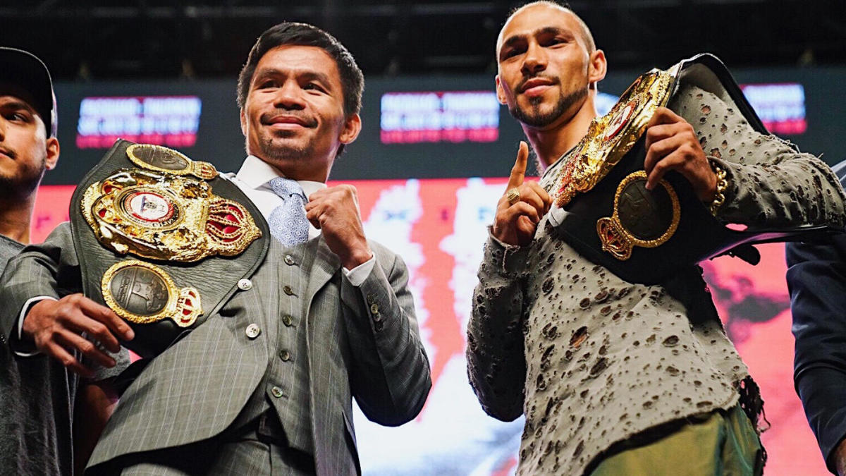 Manny Pacquiao vs. Keith Thurman fight prediction, expert pick, odds, complete breakdown, tale of the tape