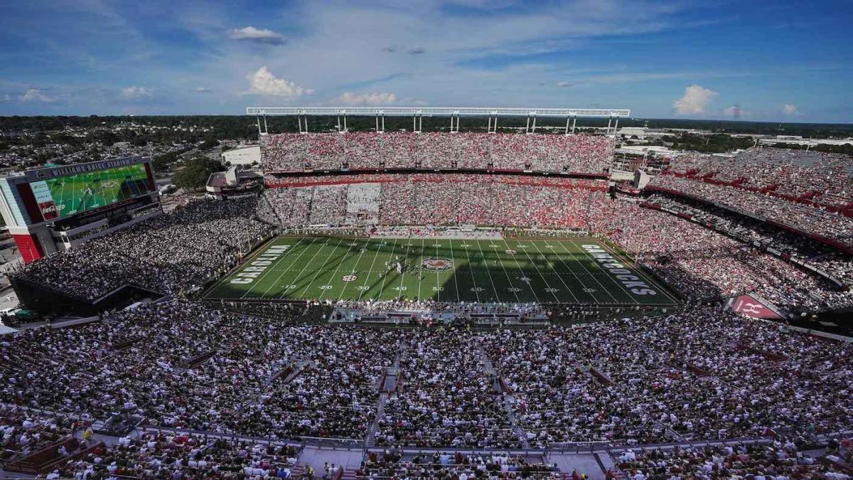 South Carolina vs. Auburn updates: Live NCAA Football game ...
