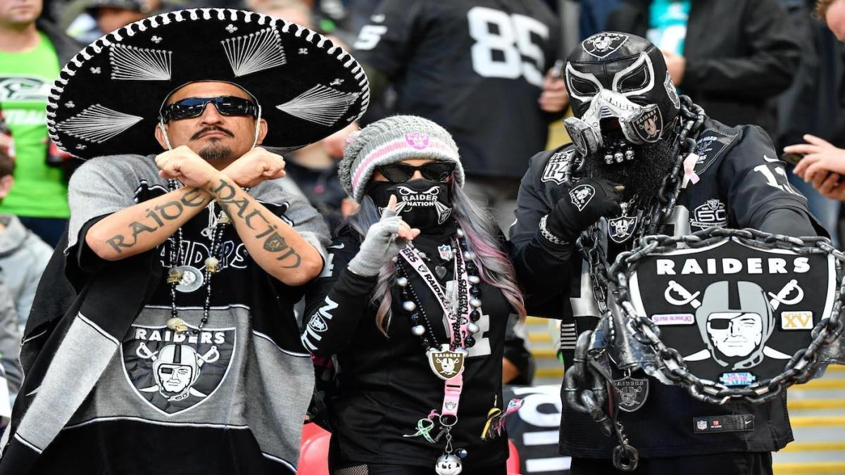 Watch Raiders vs. Bengals: How to live stream, TV channel, start time for Sunday's NFL game