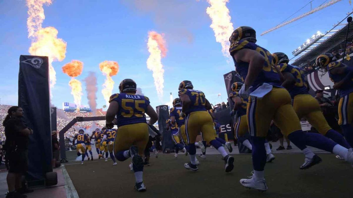How to watch Rams vs. Bears: Live stream, TV channel, start time for Sunday's NFL game