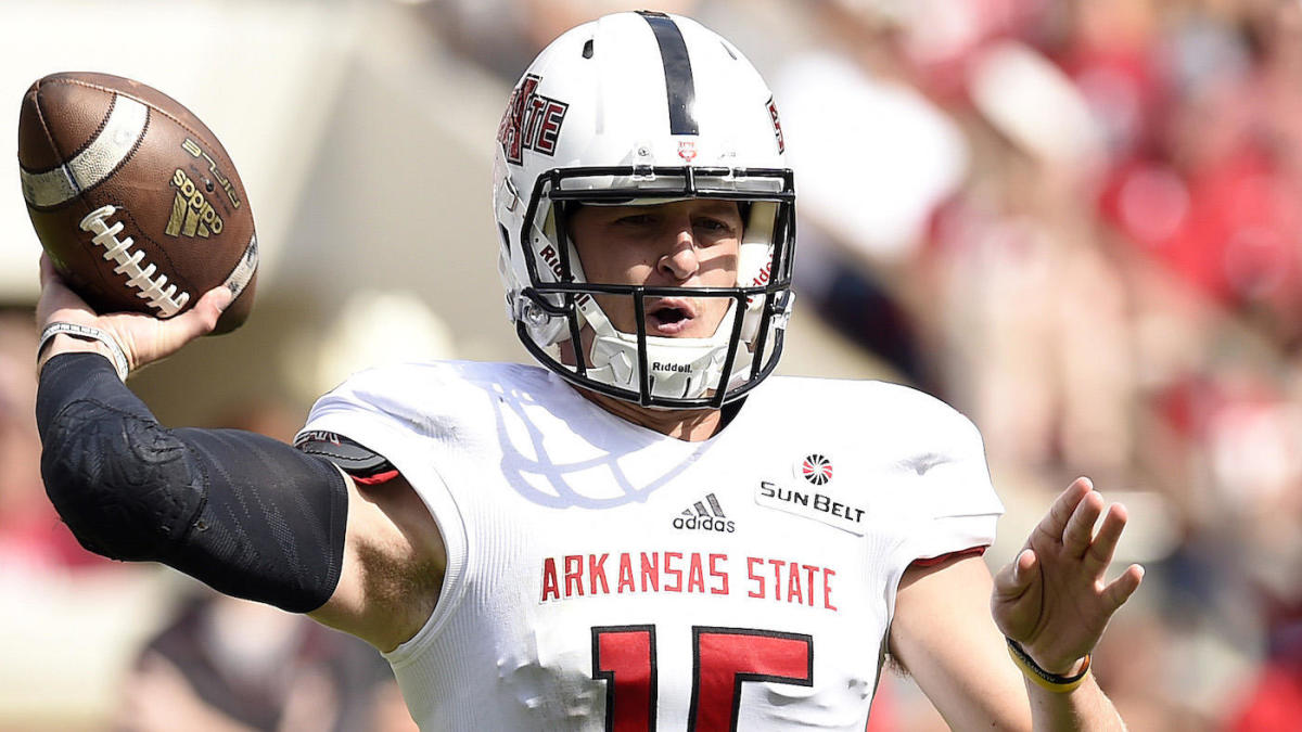 Watch Arkansas State vs. Louisiana: How to live stream, TV channel, start time for Thursday's NCAA Football game