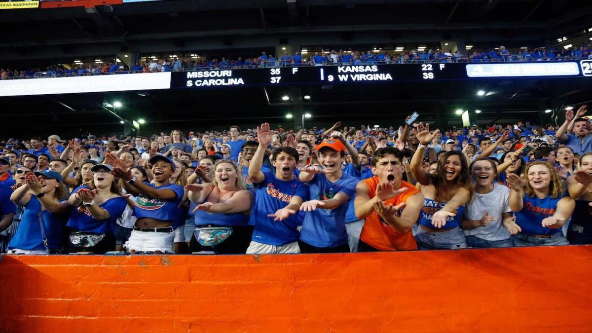 Florida vs. Tennessee: How to watch NCAA Football online, TV channel, live stream info, game time