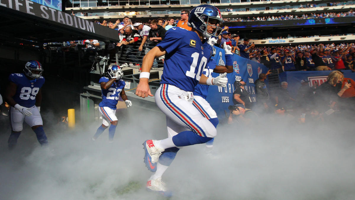 Giants vs. Buccaneers: How to watch NFL online, TV channel, live stream info, game time