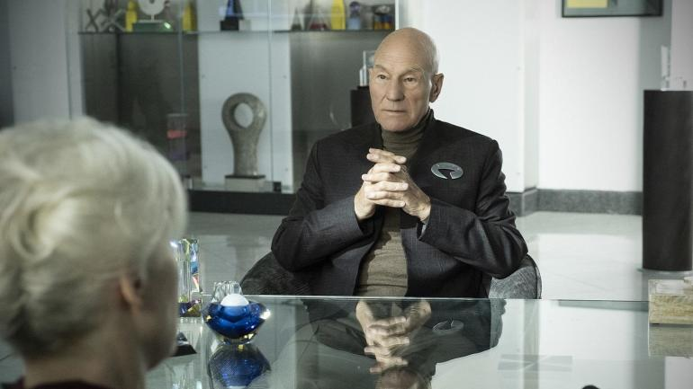 WATCH 'Star Trek: Picard' trailer with the new CBS All Access series set to debut in early 2020