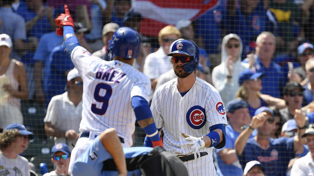Javier Baez leads red-hot Cubs to another win with home run and magical tag