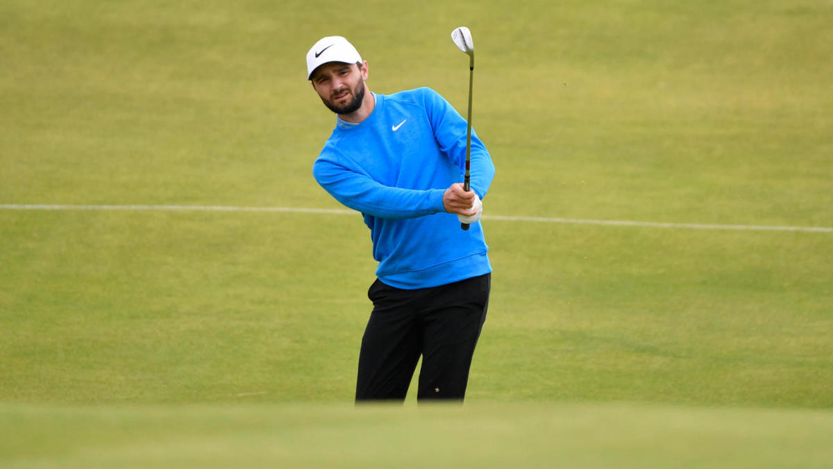 2019 Open Championship: Kyle Stanley gets grief for not yelling 'fore' before shot hits caddie's mother