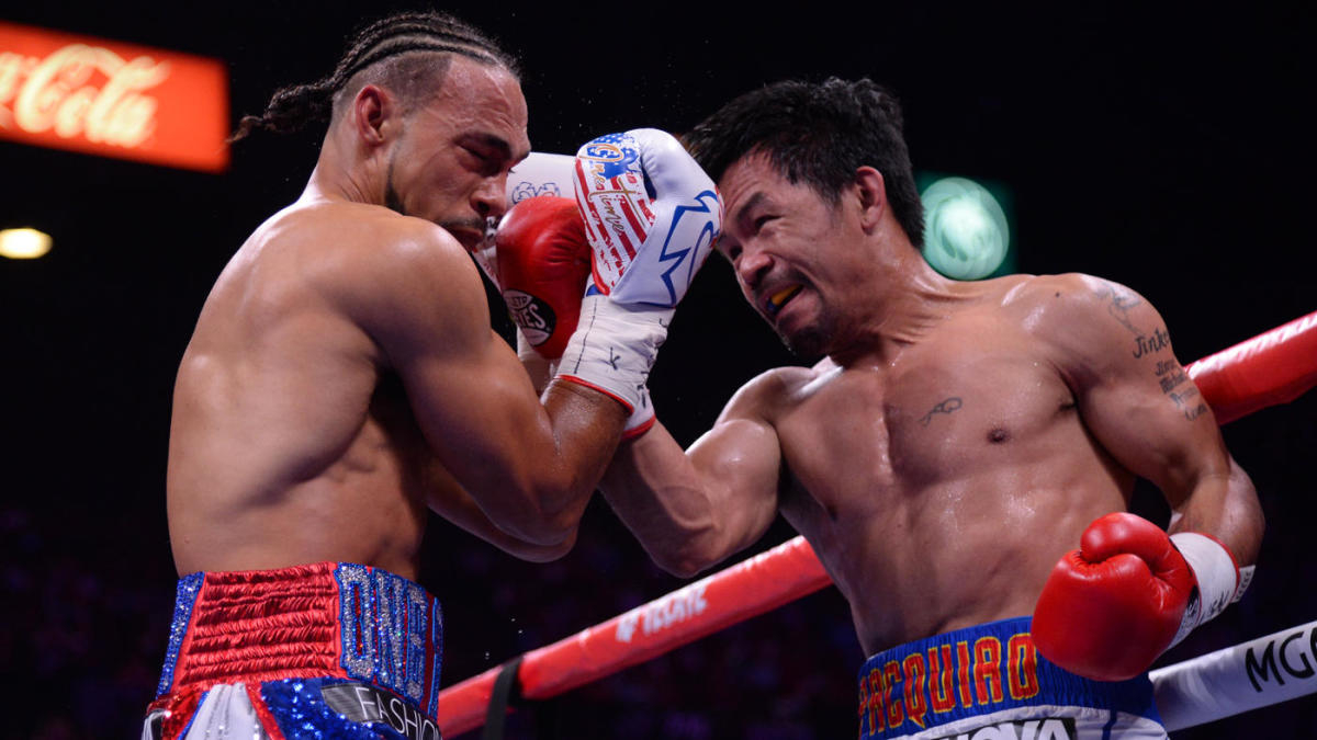 Manny Pacquiao vs  Keith Thurman fight results, scorecard: PacMan