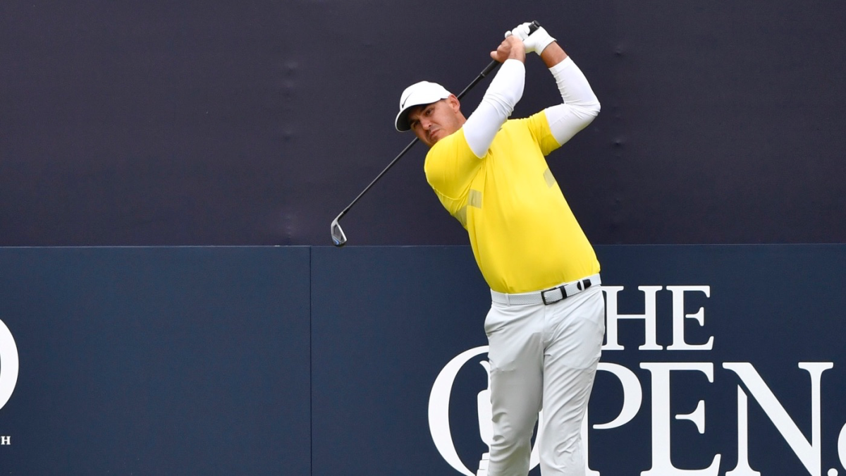 Brooks Koepka joins Tiger Woods, Jack Nicklaus with rare single-year domination of major golf