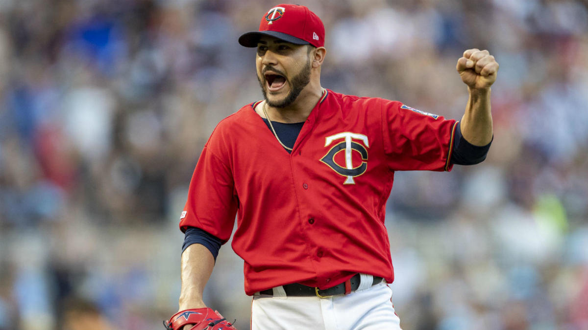 WATCH: Twins turn season's second triple play against Edwin Encarnacion and the Yankees