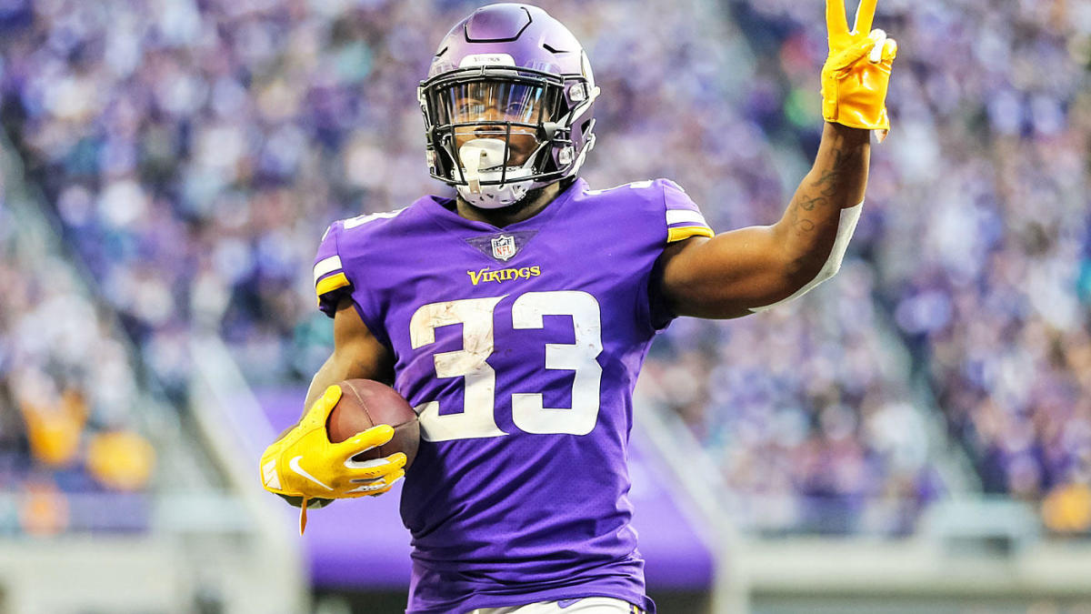 Vikings Dalvin Cook All Good For Sunday After Ugly Looking