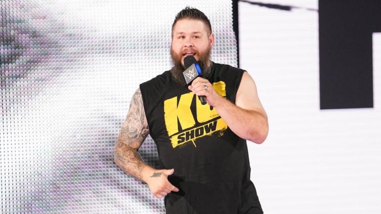 WWE SmackDown results, recap, grades: Kevin Owens vs. Shane McMahon set, WWE title challenger emerges