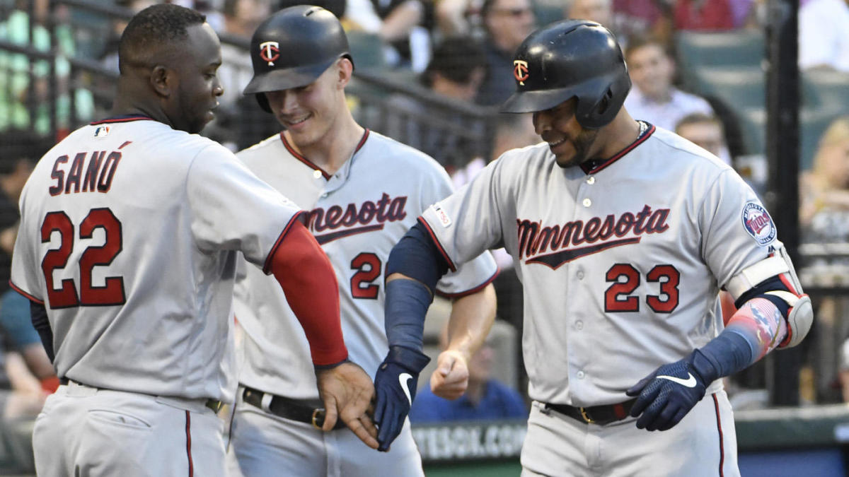 Twins make big-league history as Miguel Sano becomes fifth Minnesota hitter to reach 30 home runs