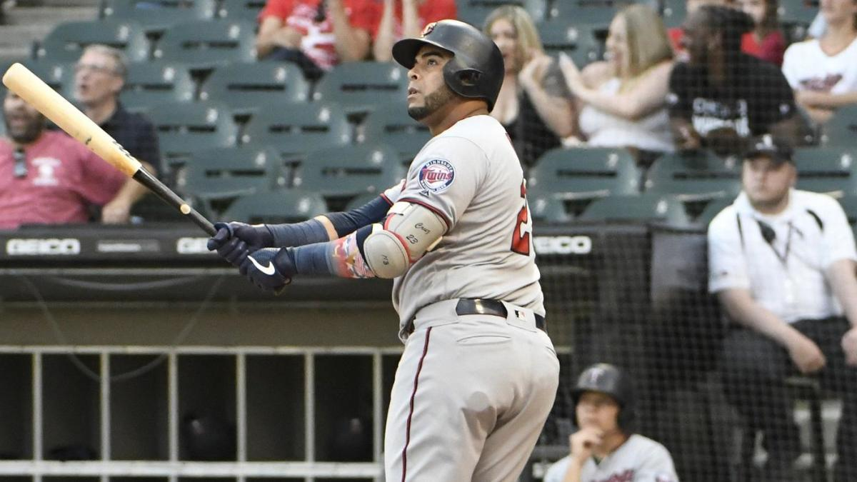 Twins' Nelson Cruz hits 400th career home run and 40th of the season, putting him in special company