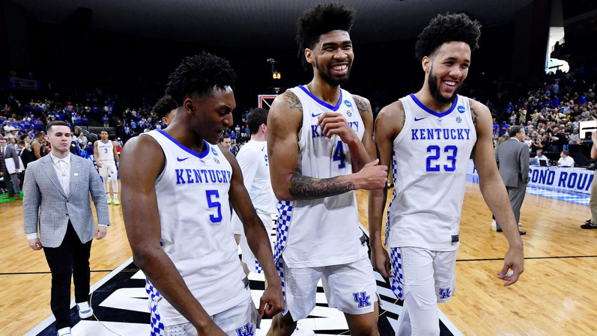 photo about Uk Basketball Schedule -16 Printable referred to as Kentucky basketball agenda 2019-20: Rating the Wildcats
