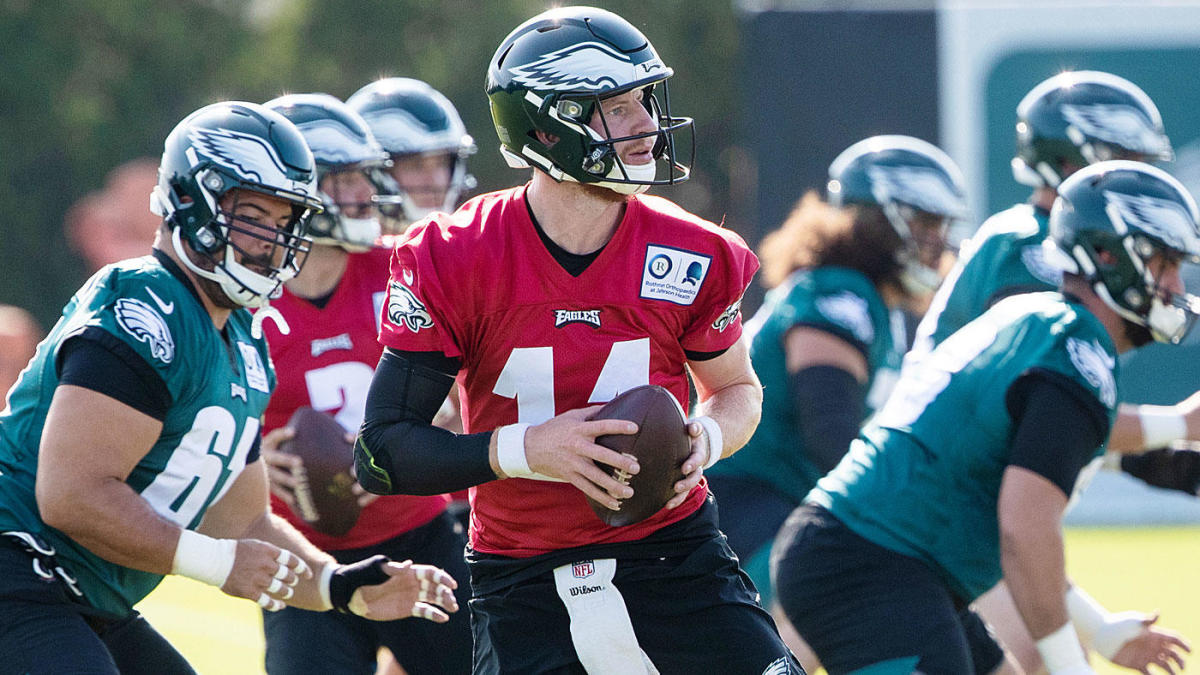 Eagles Carson Wentz Explains Why He Doesn T Think It S Necessary