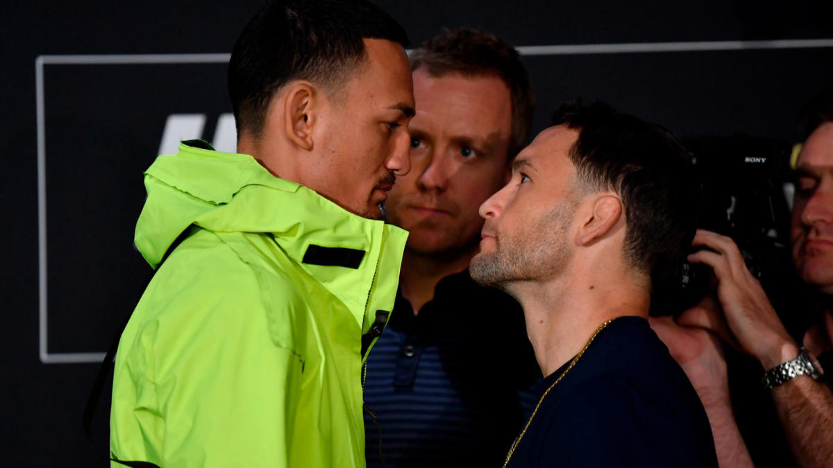 Ufc 240 Fight Card Predictions Max Holloway Vs Frankie Edgar