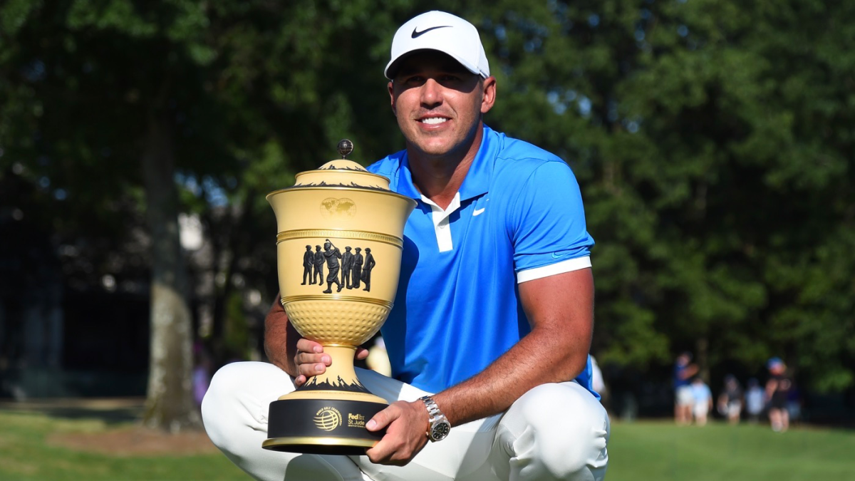Brooks Koepka has done enough to win his second straight PGA Tour Player of the Year award