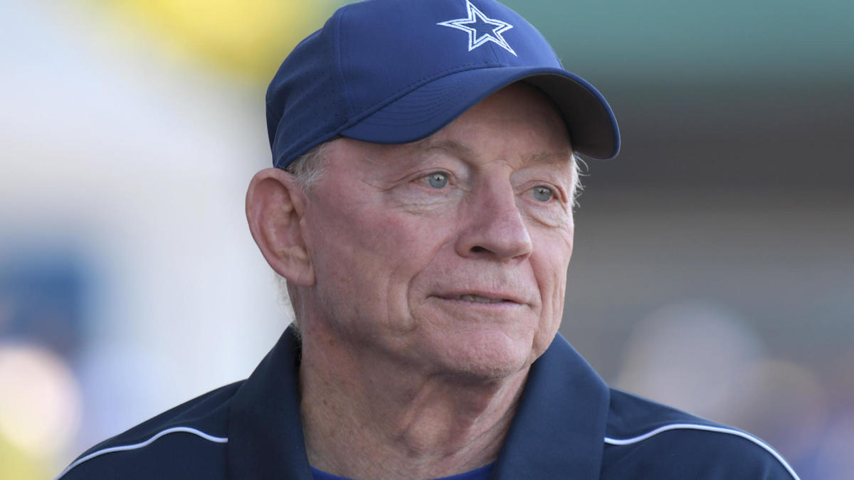 David Samson says it's time for Jerry Jones fire himself as GM of the Cowboys