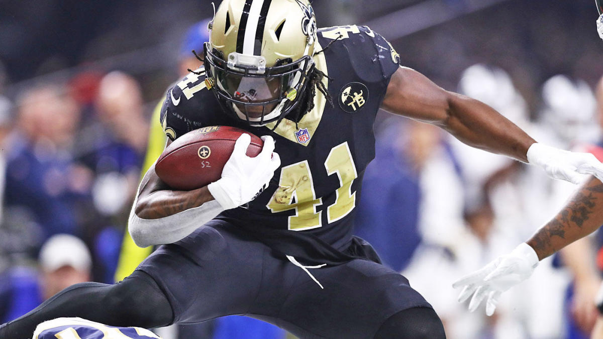 2019 Fantasy Football Running Back Draft Cheat Sheet