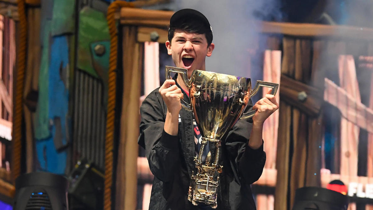 Fortnite World Cup: 16-year-old wins record $3 million prize