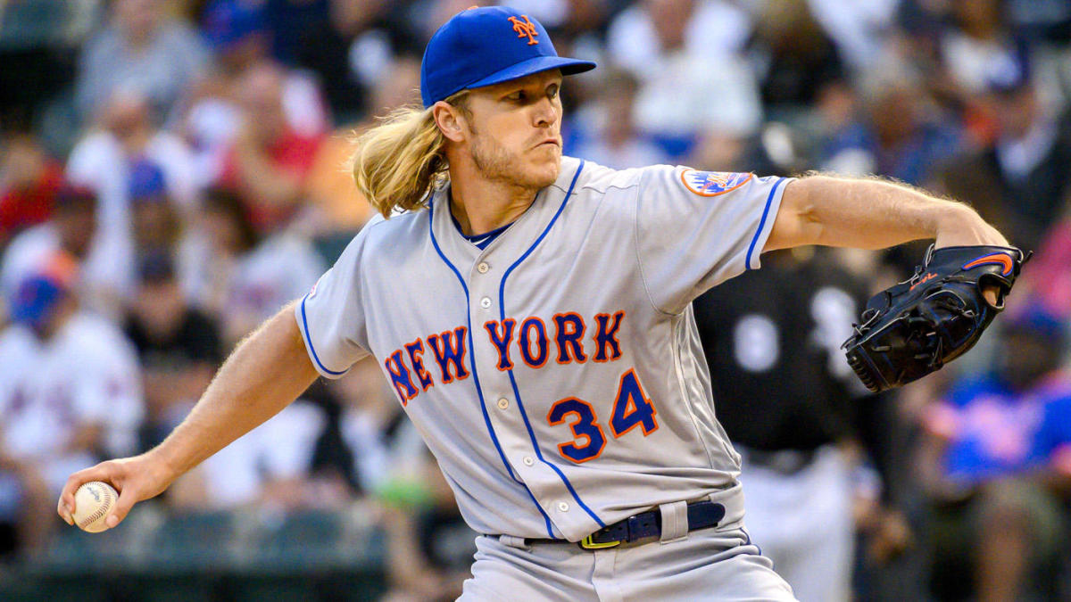 MLB trade deadline: Mets' Noah Syndergaard reportedly pulled off the market, says he's confident he's 'staying put'
