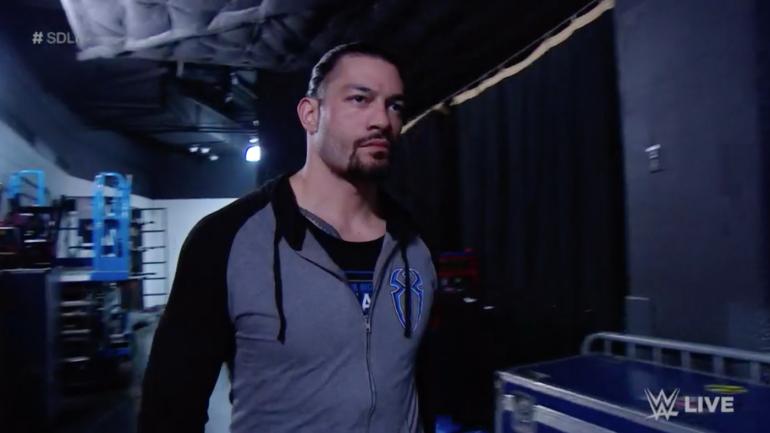 WWE SmackDown results, recap, grades: Roman Reigns attacked, major SummerSlam women's match set