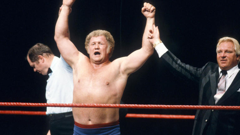 Hall of fame wrestling legend Harley Race, an eight-time NWA champion, dies at 76