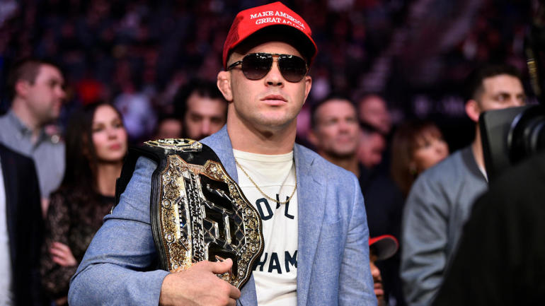 Colby Covington says UFC treated him 'like crap' in UFC 244 negotiations, trashes Nate Diaz vs. Jorge Masvidal