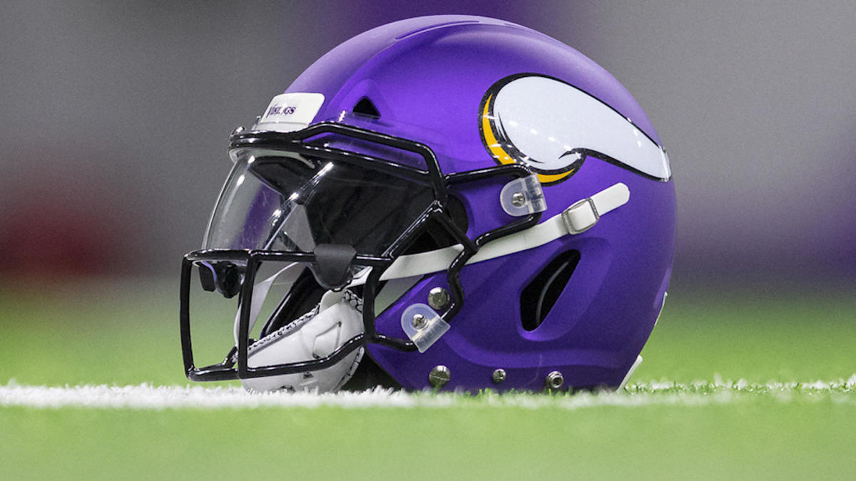 ad81a0ff Vikings set to unveil new helmet for 2019 season and here's what it ...