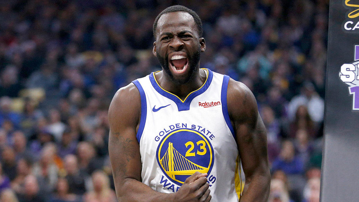 Warriors forward Draymond Green says he hasn't reached his peak as a player, compares himself to Drake