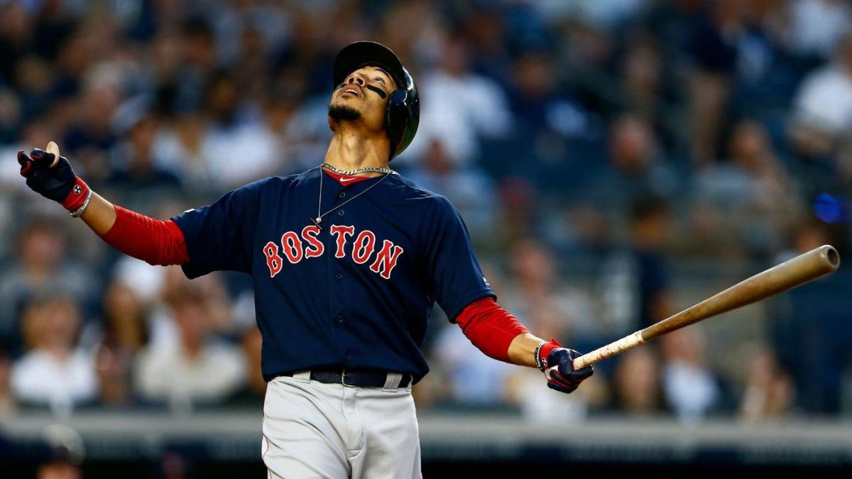 MLB rumors: Red Sox moving closer to dealing Mookie Betts; Mitch Moreland returns to Boston